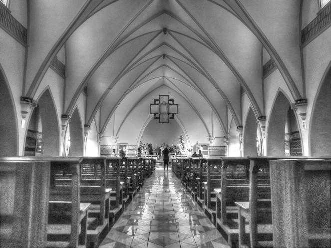 Iglesia de Junín de los Andes