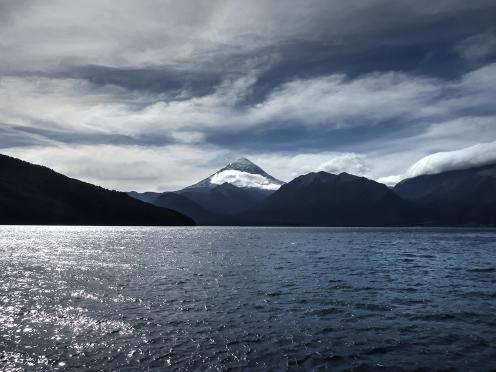 Lago Huechulafquen (Parque Nacional Lanín)