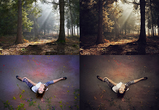 Copper-free-Photoshop-Actions